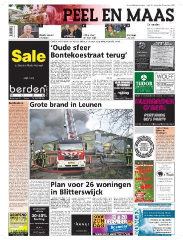 Peel en Maas 2009-12-10