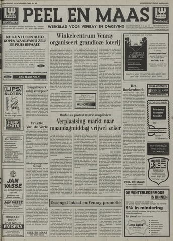 Peel en Maas 1989-11-16