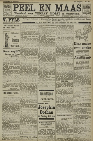 Peel en Maas 1927-06-25