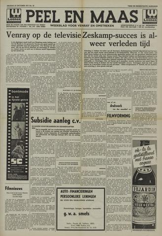 Peel en Maas 1971-10-22
