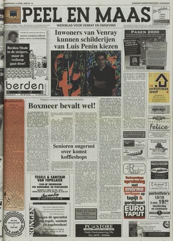 Peel en Maas 2000-04-13