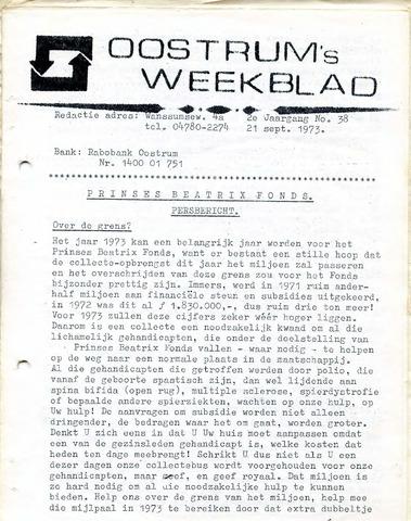 Oostrum's Weekblad 1973-09-21