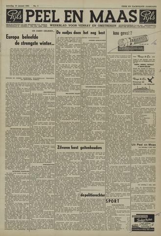 Peel en Maas 1961-01-21