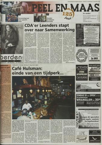 Peel en Maas 2005-11-17