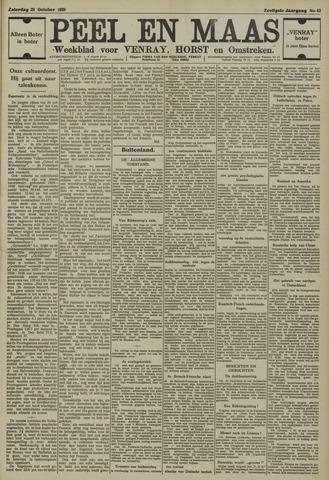 Peel en Maas 1939-10-28