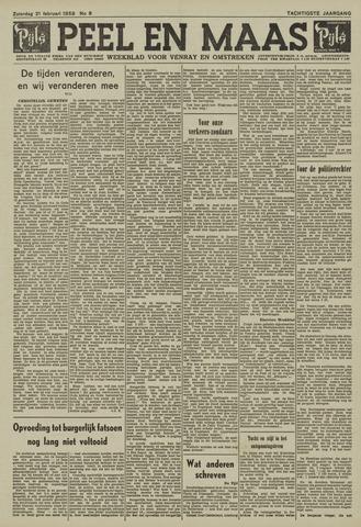 Peel en Maas 1959-02-21