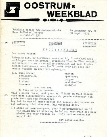 Oostrum's Weekblad 1975-09-18