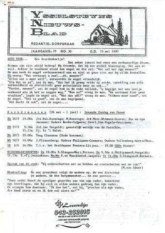 Ysselsteyns Nieuwsblad 1990-05-25