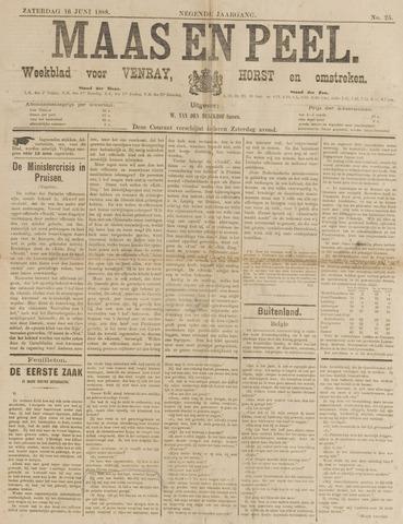 Peel en Maas 1888-06-16