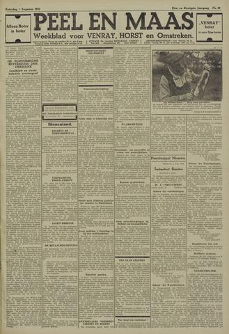 Peel en Maas 1942-08-01
