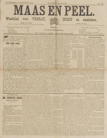 Peel en Maas 1888-08-04