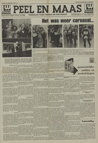 Peel en Maas 1971-02-26