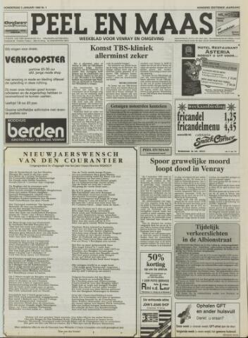Peel en Maas 1995