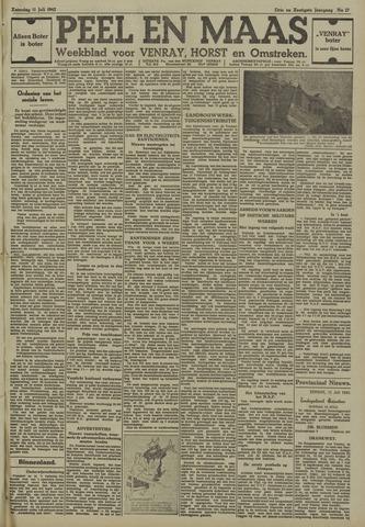 Peel en Maas 1942-07-11