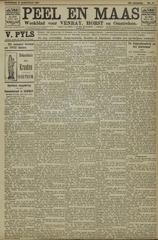 Peel en Maas 1927-08-20