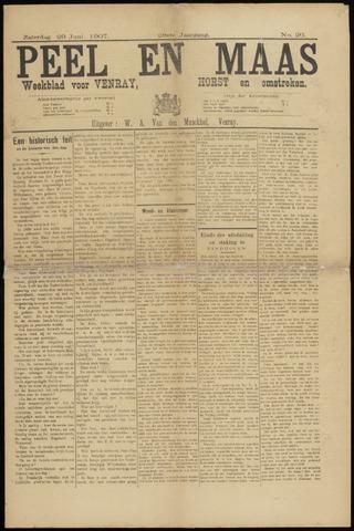 Peel en Maas 1907-06-29