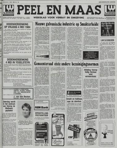 Peel en Maas 1984-05-04