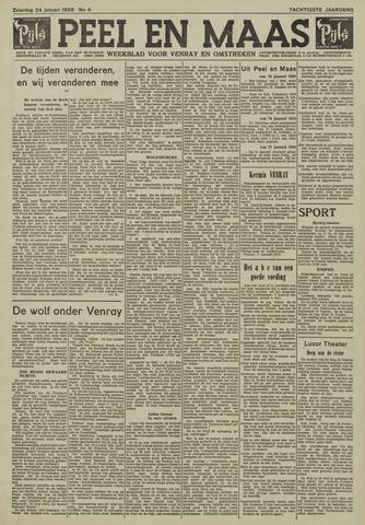 Peel en Maas 1959-01-24