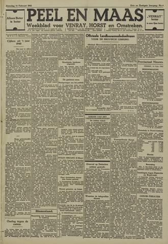 Peel en Maas 1942-02-14