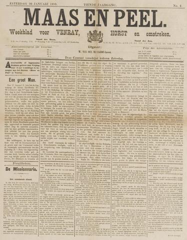 Peel en Maas 1889-01-26