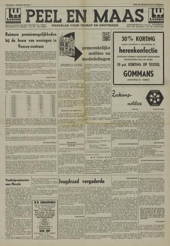 Peel en Maas 1972