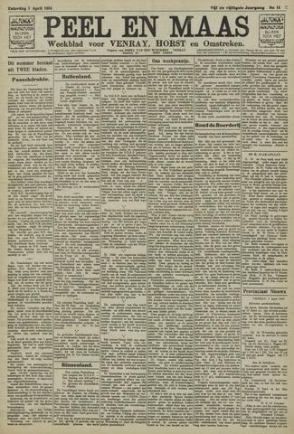 Peel en Maas 1934-04-07