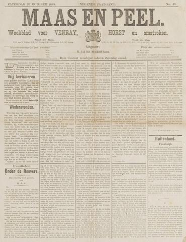 Peel en Maas 1888-10-20