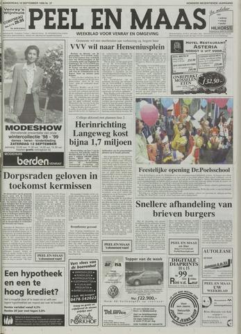 Peel en Maas 1998-09-10