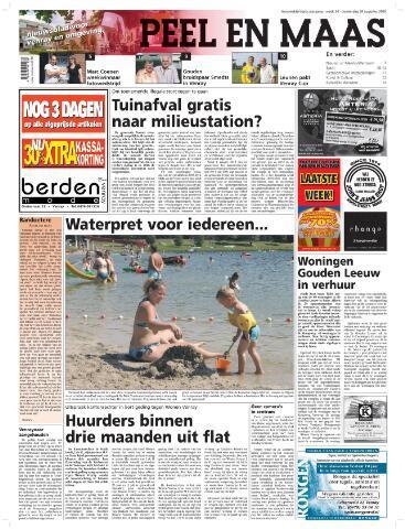 Peel en Maas 2009-08-20