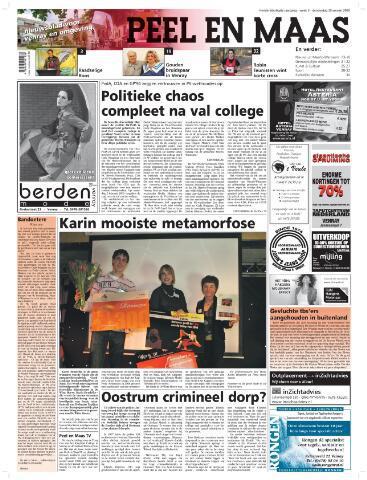 Peel en Maas 2009-01-29