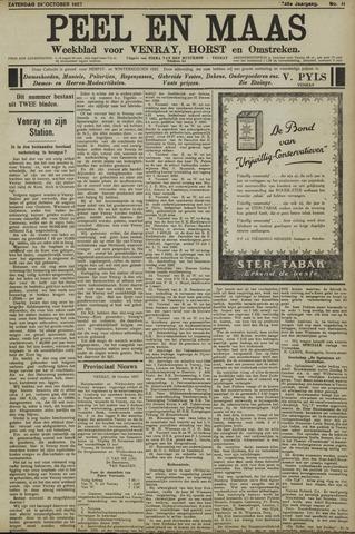 Peel en Maas 1927-10-29