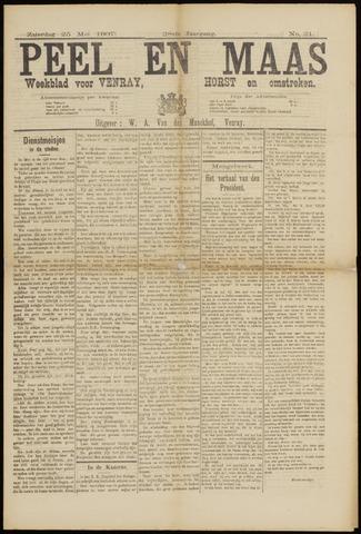 Peel en Maas 1907-05-25