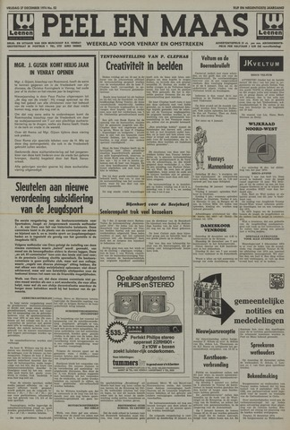Peel en Maas 1974-12-27