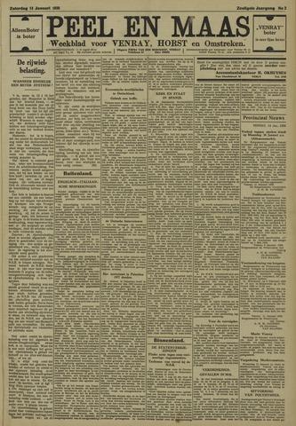 Peel en Maas 1939-01-14