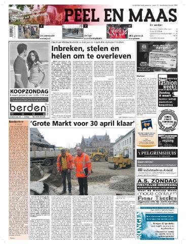 Peel en Maas 2009-03-05
