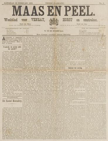 Peel en Maas 1889-02-23