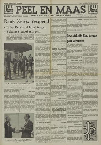 Peel en Maas 1971-09-24