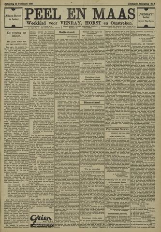 Peel en Maas 1939-02-25