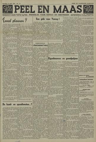 Peel en Maas 1961-04-15