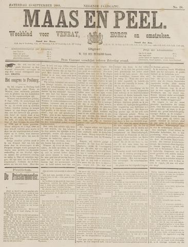 Peel en Maas 1888-09-15
