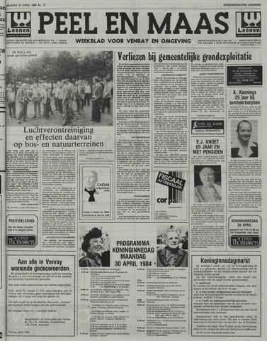 Peel en Maas 1984-04-27