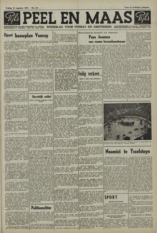 Peel en Maas 1961-08-18