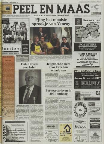 Peel en Maas 2000-05-11