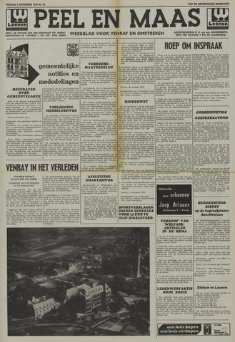 Peel en Maas 1974-11-01