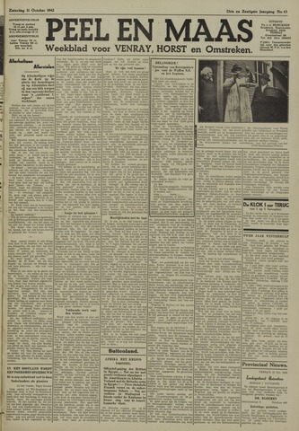 Peel en Maas 1942-10-31