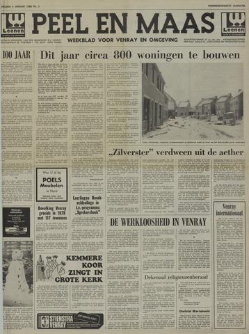 Peel en Maas 1980