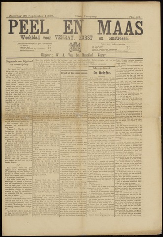 Peel en Maas 1908-09-26