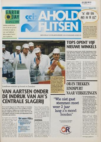 Personeelsbladen 1996-02-01