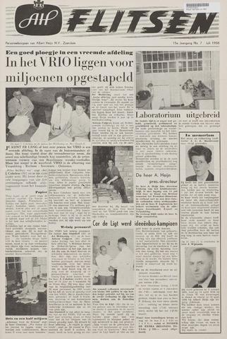 Personeelsbladen 1958-07-01