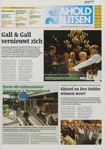 Personeelsbladen 1999-11-01